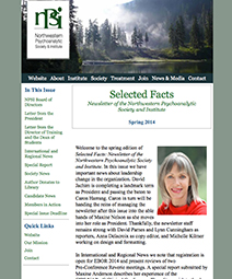 Selected Facts Newsletter
